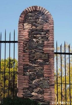 Monestir de Valldonzella - Columna
